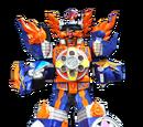 Blaze Megazord