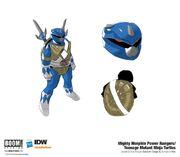 MMPR TMNT BlueRangerLeo PROMO-1024x895