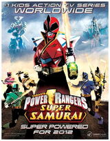 Power Rangers Super Samurai (song)