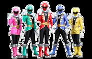 Power Rangers Super Megaforce (Team)