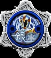 Titanium Ranger Ninja Power Star