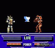 Jetman Game Robo Battle