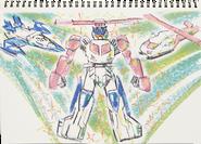MSK-Sky Mage Sketch
