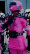 PRSNS - Pink Robo Ranger