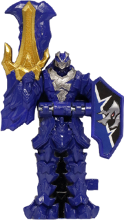 KSR-Blue RyuSoul (Knight Mode)