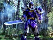 Koragg, The Knight Wolf
