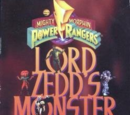 Lord Zedd's Monster Heads