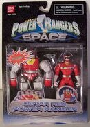 Lunar Red Ranger