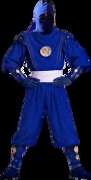 MMPR Blue Ninja