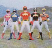 Kagaku Sentai Dynaman | RangerWiki | FANDOM powered by Wikia