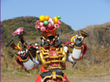 Comparison:New Joyful Knight Killborero vs. Screech
