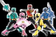 Power Rangers Samurai (Team)