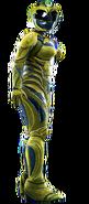 Yellow Zordon Morphin Ranger