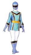 Blue Mystic Force Ranger