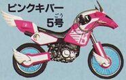 Pink Kiber 5