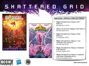 Shattered Grid Collected volumes
