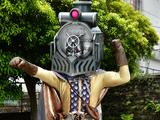Steam Locomotive Jamen