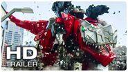 POWER RANGERS DINO FURY Official Trailer 1 (NEW 2021) Power Ranger Superhero Series HD