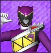 Kyoryu Violet male (Dice-O)