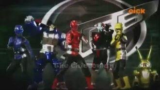 Power Rangers Beast Morphers - Opening Israël