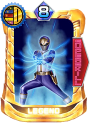 Tenmaranger Card in Super Sentai Legend Wars