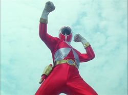 GoRed Gaoranger vs. Super Sentai