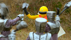 Kiranger in Legend War