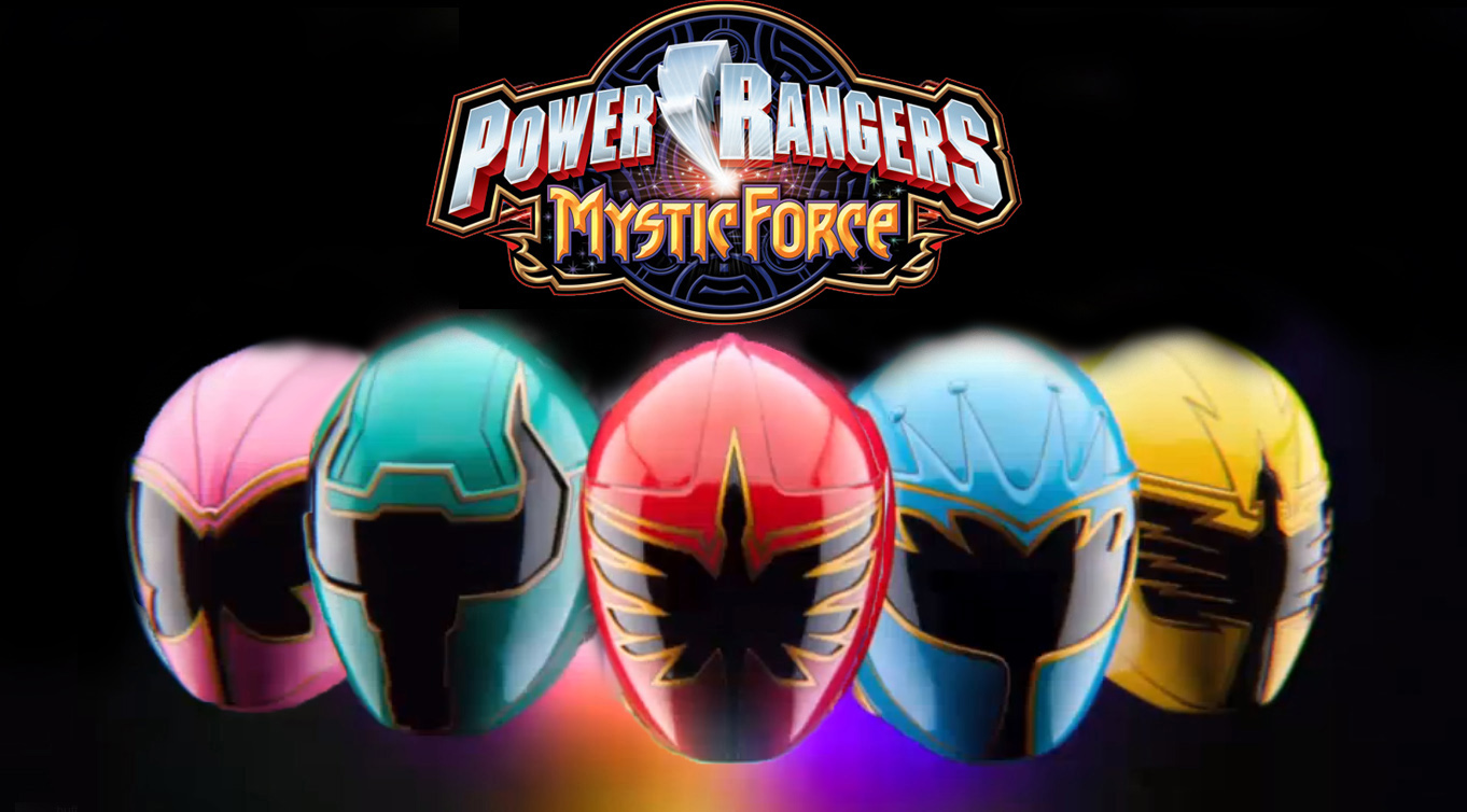 Power Rangers Forca Mistica Power Rangers Brasil Wiki Fandom