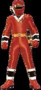 Red Alien Ranger