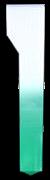 Green sub-crystal