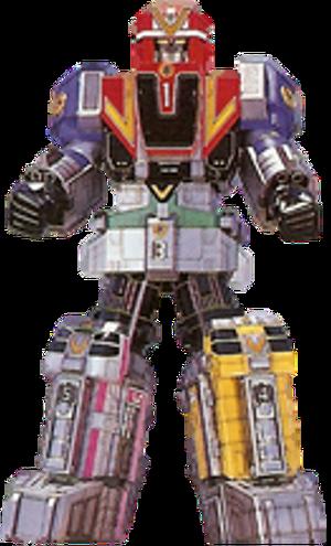 Omega Megazord