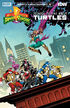 MMPR TMNT 4 main cover