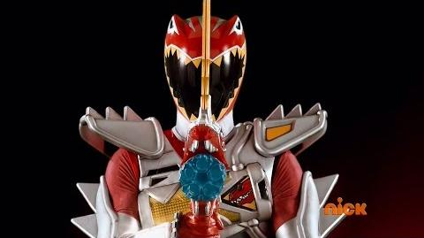 Power Rangers Dino Super Charge - Dino Super Drive Mode Transformation 1