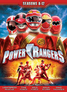 Power Rangers Seasons 8-12