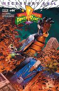 MMPR Issue 44 Main Cover