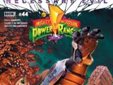 Mighty Morphin Power Rangers (Boom! Studios) Issue 44