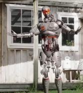 Robotdraven
