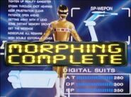 Yellow Space Ranger Morph 2