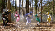 Gokai Change Gingaman Ep 47