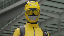 Yellow Buster & Yellow Beast Morphers Ranger