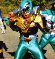 Super Ryusoul Green