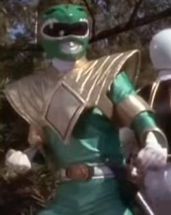 Green Ranger (Tom Oliver)