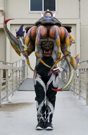 KSR-Arachne Minosaur