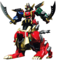 Legendary Wild Force Megazord