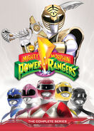 Shout Factory Complete MMPR
