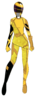Yellow Solar Ranger