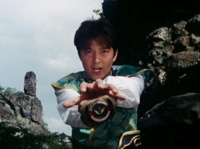 Ep  17: The Sixth Hero | RangerWiki | FANDOM powered by Wikia