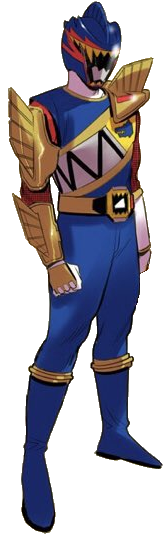 Dino Charge Dark Ranger