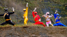 Wild Force (Super Megaforce)