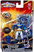 Metallic Force Blue Ranger